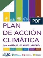 Plan Local de Acción por el Clima - San Martín de los Andes 2030