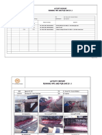 Activity Report Running WPS & PQR