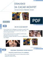 Sosialisasi Cacar Monyet 160519