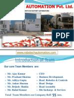 Robotech- Company Profile
