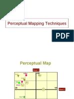 Perceptual Mapping Techniques