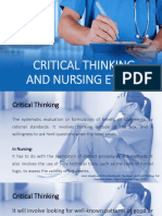 CRITICAL THINKING AND NURSING ETHICS.pptx