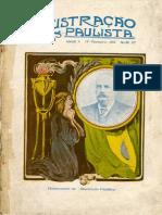 Revista - Ilustração Paulista