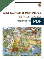 Wild Animals Wild -Places