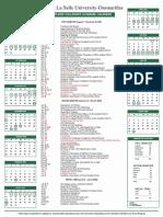 Academic Calendar College