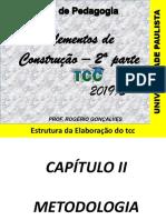 introdução, capítulo II e Capítulo III e conclusão.ppt