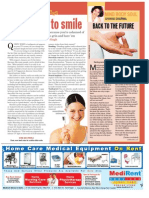 5 Reasons to smile - www.cdilucknow.blogspot.com