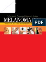 Melanoma 2011 Brochure