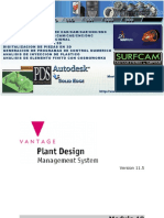 PDMS m18 Advanced Steelwork