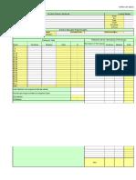 Planillas de Recolección de Datos (Prd)