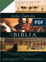 La Guía Completa de La Biblia NÚMEROS Stephen M. Miller