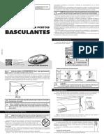 Manual Do Usuário de Automatizadores Basculantes