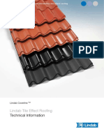 Tile Effect Roofing Technical