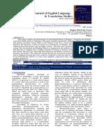 A Study of the Phenomenon of Pronominalization in Dangme
