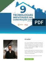 9 Tecnologias Inevitáveis na Construção Civil