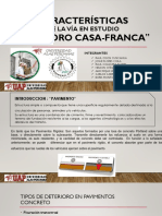 Grupo 4 -Av. Pedro Casafranca -Pavimentos -Final