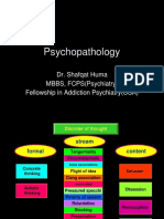 Psychopatology 1