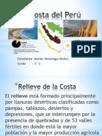 La Costa Del Perú- Matias Verastegui