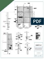 Detalles Malla Simple Torsion - Plano Modificado (a1)