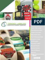 Trridev Labels Brochure
