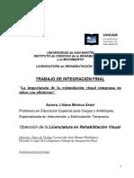Tif Liliana Arsel. Lic. Reh. Visual 9-7-19 PDF