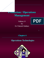 Ch07 Operations Technologies