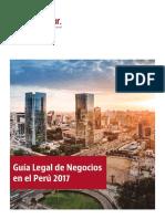 Estudio Echecopar - Guia Legal de Negocios en El Peru 2017 Resized