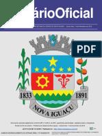 Atos Oficiais de 13 de Novembro de 2017 - Nova Iguaçu