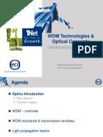 01 WDM Technology Components