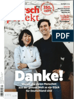 Deutsch Perfekt 2018