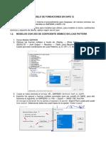 Procedimiento Modelo de Fundaciones en Safe 12 (1)
