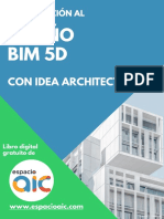 IntroduccionDisenoBIM5D