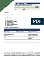 PETS 109.- EXTENCIÓN DE LOS CABLES DE ALIMENTACION, CONTROL E INSTRUMENTACIÓN PARA LA FAJA TRANSPORTADORA DE BOLAS MOLINO N° 3__