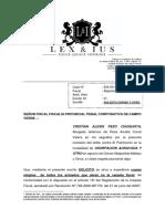 Solicito Copias Caso 634-2015-0