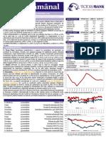 VB Saptamanal 13.11.2019 BNM a Redus Prognoza de Inflatie