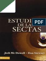 Estudio de Las Sectas (Josh McDowell - Don Stewart)
