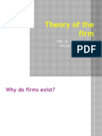 EoM5 Theory of the Firm by kuldeep ghanghas