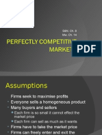 EoM6 Perfectly Competitive Markets By Kuldeep Ghanghas
