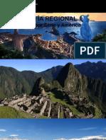 8 basico Regiones de América y Chile