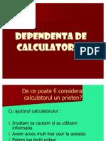Dependent A de Calculator