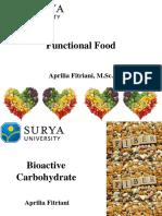[Pangfung] Bioactive Carbohydrate