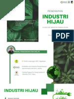 Presentasi Industri Hijau