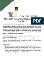 proyecto Educación vial.docx