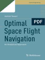 Optimal Space Flight Navigation
