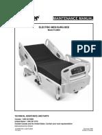 Stryker FL28EX Hospital Bed - Service manual.pdf