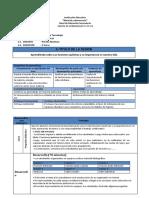 Modelo de Sesion TIC (1)