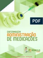 ENFERMAGEM ADMINISTRAÇÃO DE MEDICAÇÕES