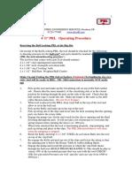 4 3qtr Inch PBL Procedure