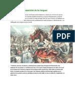 Causas de la desaparición de las lenguas.docx