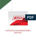 Catalogo de muebles para oficina